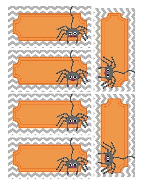 Halloween S Mores Teacher Gift Free Printable Yellowblissroad Com