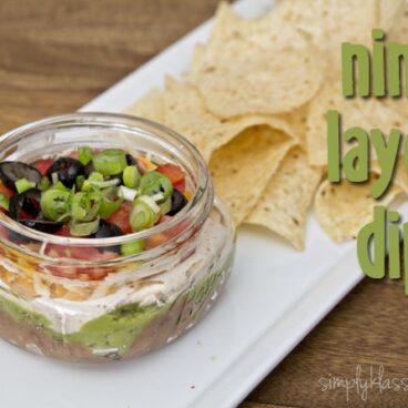 Social media image of Nine Layers Dip