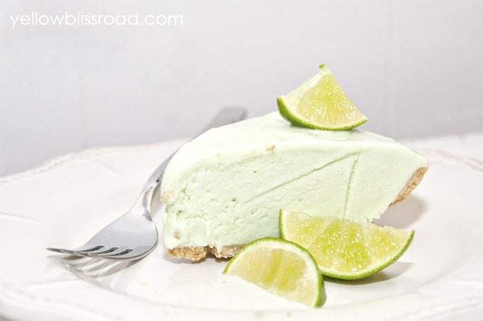 Easy Limeade Ice Cream Pie (just 3 ingredients!)