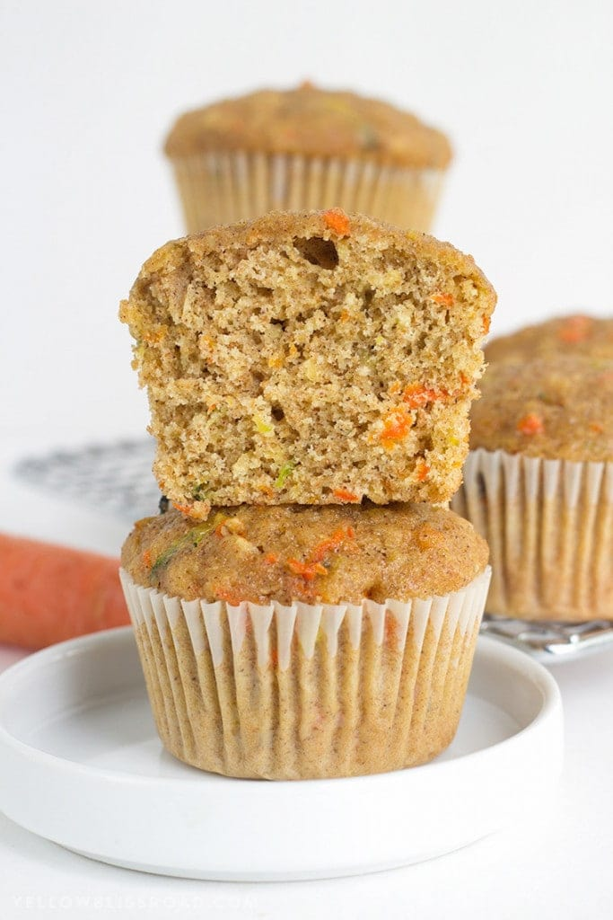 Carrot Cake Muffins From Yellow Cake Mix