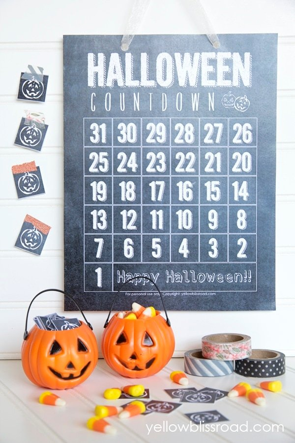 Halloween Countdown full