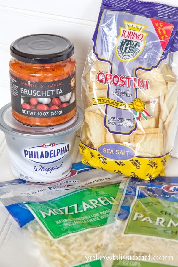 A close up of recipe ingredients