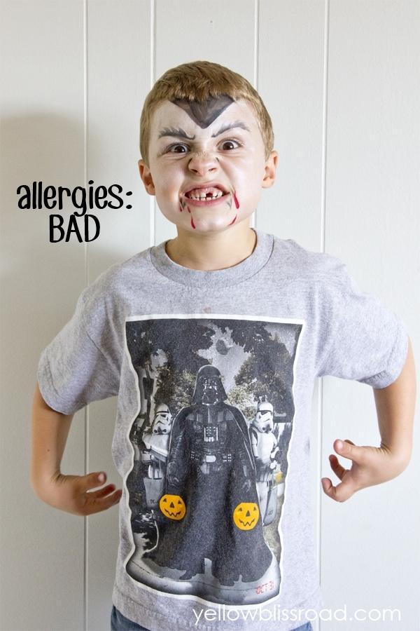Bad Allergies