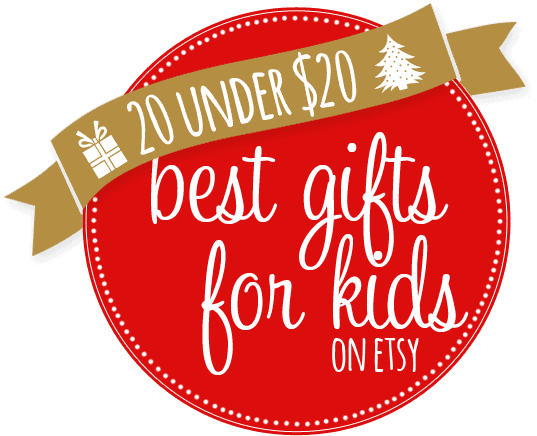 20 of the Best Gifts for Kids under $20 on Etsy
