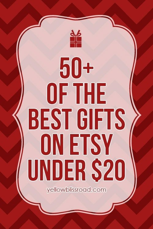 50 of the best gifts on Etsy