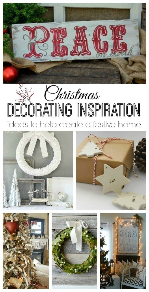 20 inspiring Christmas decor ideas