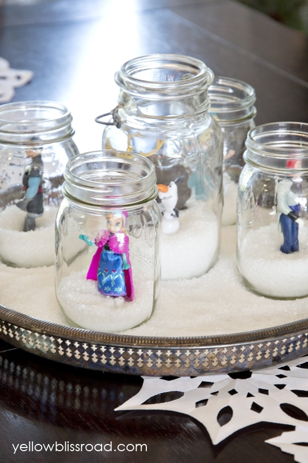 Winter Snow Party Inspired By Disney 39 S Frozen