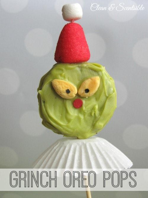 Grinch pop
