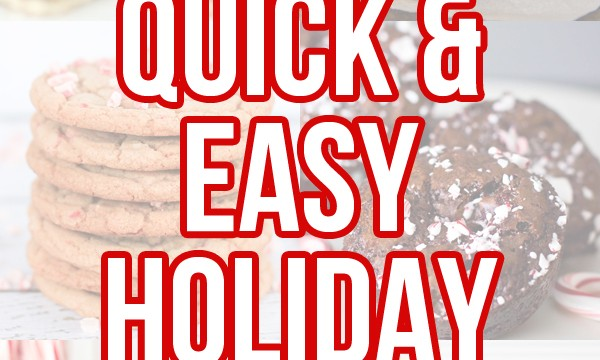 Quick & Easy Christmas Treats