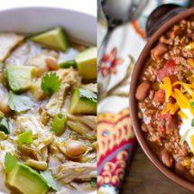 15 Chili Recipes