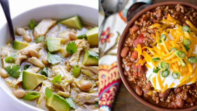 15 Chili Recipes