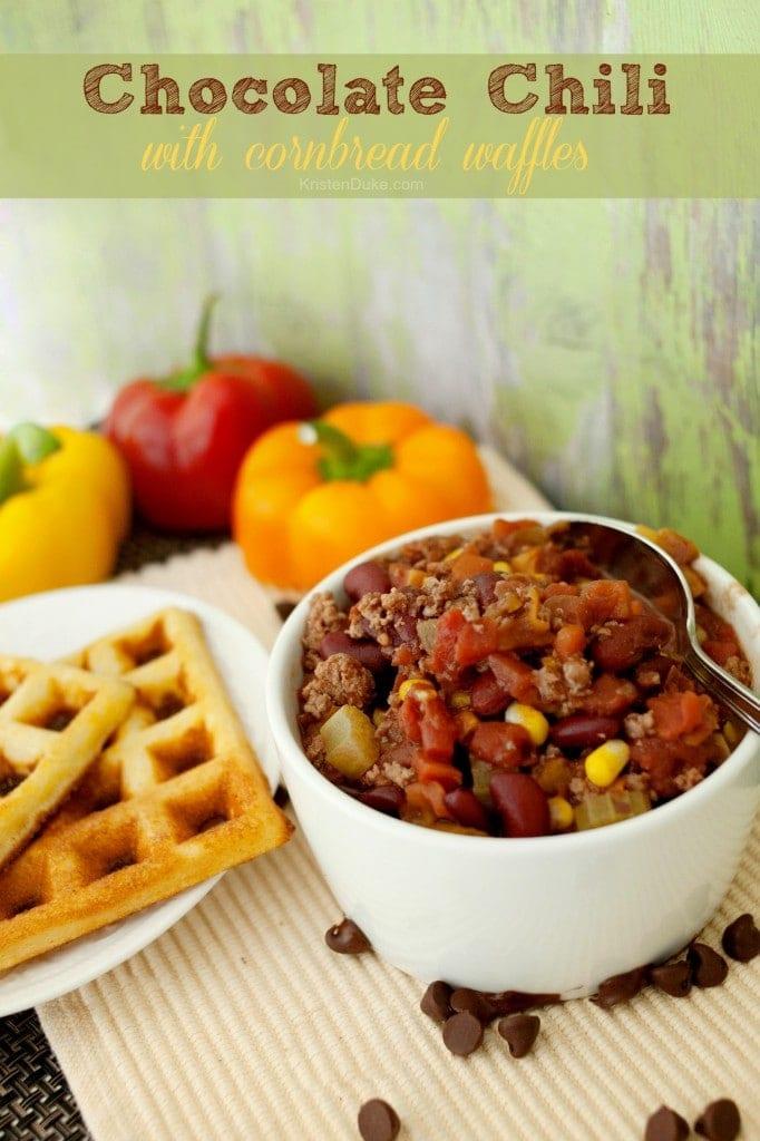 Chocolate-Chili-with-Cornbread-Waffles1-682x1024