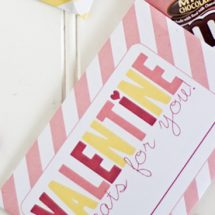 Free Printable Valentine's Day Treat Bags