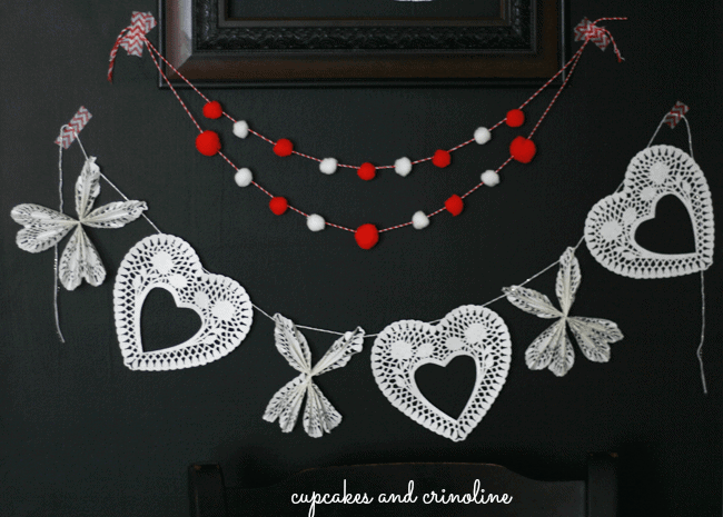 XO_Doily_Garland_on_wall
