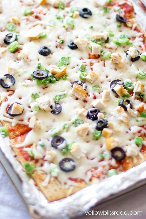 triscuit pizza 4