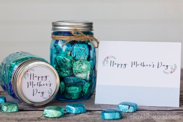 Free printables for Mother's Day gifts