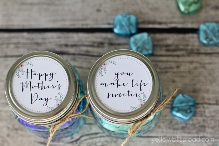 Mother S Day Tags: Mother's Day Gifts: Free Printable Tags And Card