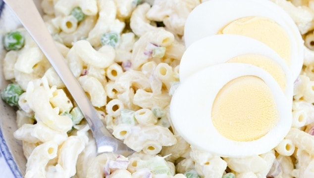 Best Ever Classic Macaroni Salad