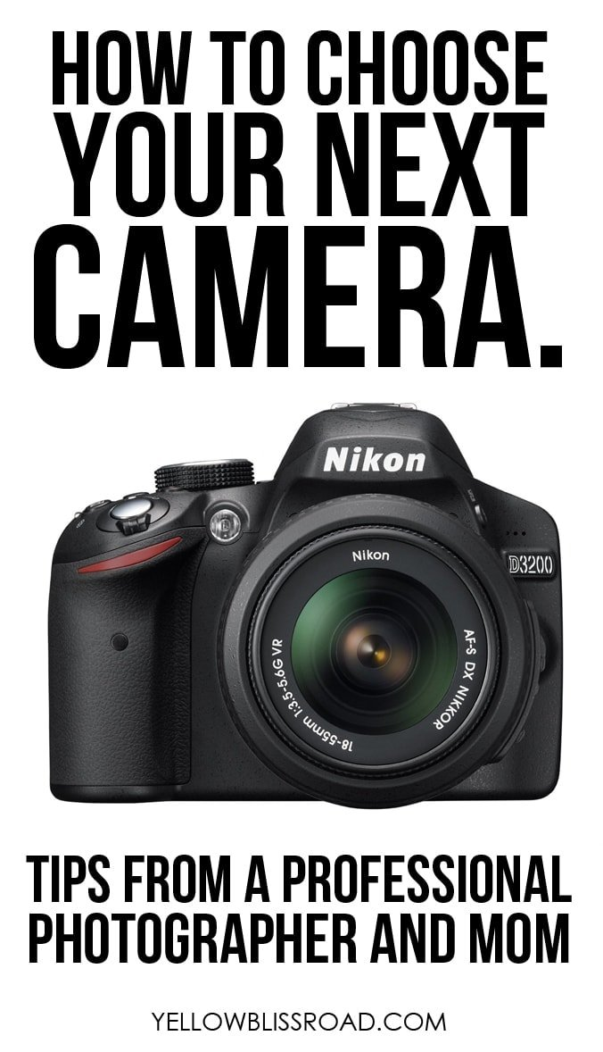 How to Choose Your DSLR Camera
