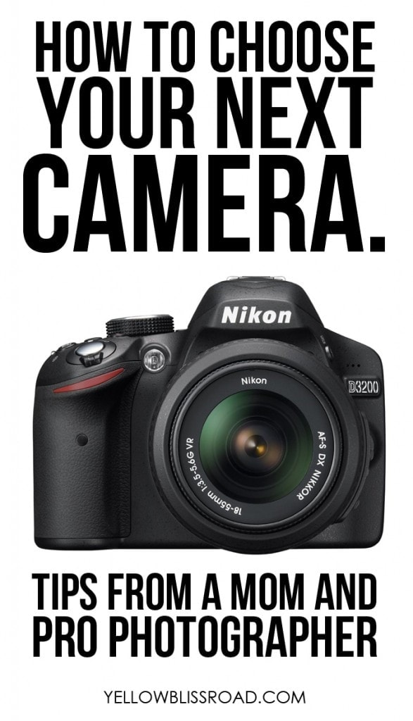 How to Choose Your Next Camera - Tips from a Pro