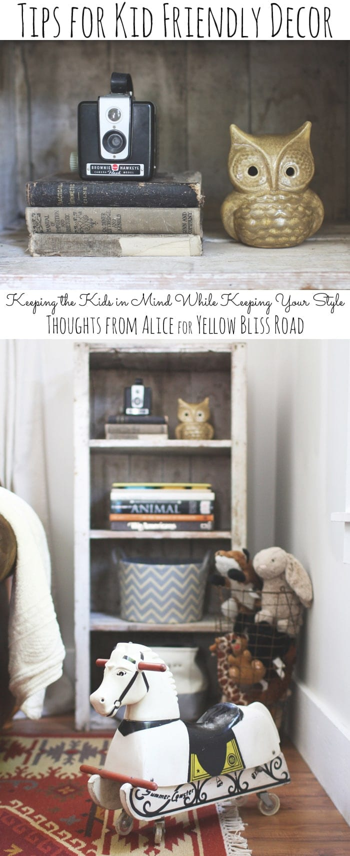 5 tips for kid friendly decor yellow bliss road Kid friendly home decor