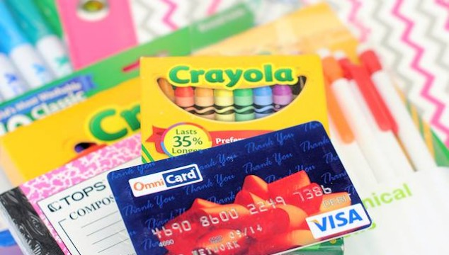 $200 Back to School Cash + Supplies Giveaway!!