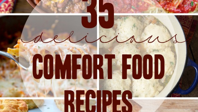 35 Comfort Food Recipes