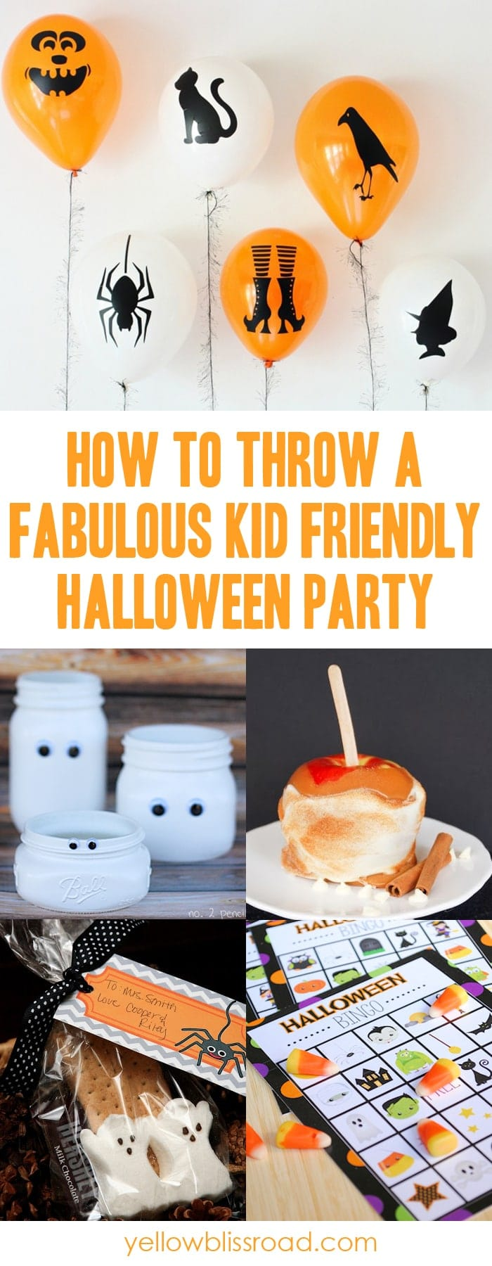 how to throw a fabous and kid friendly halloween party - Throw A Halloween Party