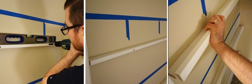 DIY Space Saver Bookshelf How To Step 4