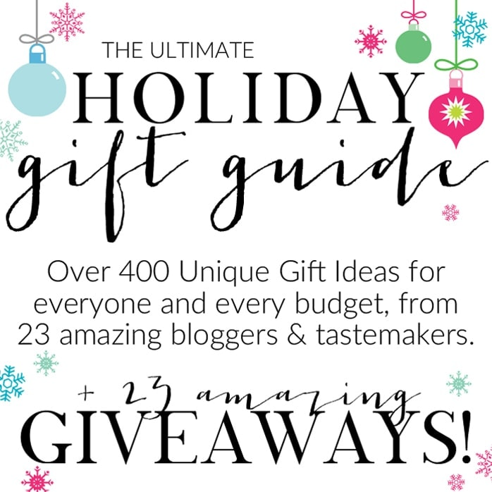 Holday Gift Guide Bloggers sq