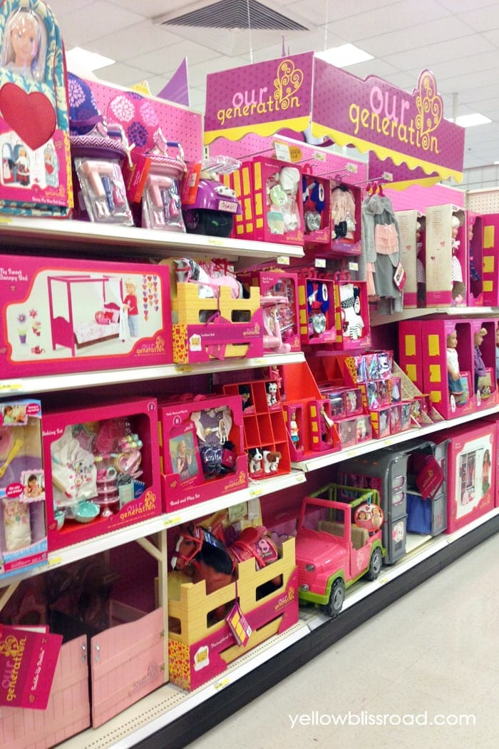 Target Toy For 10 And Up : Little girl gift ideas that encourage imaginative play