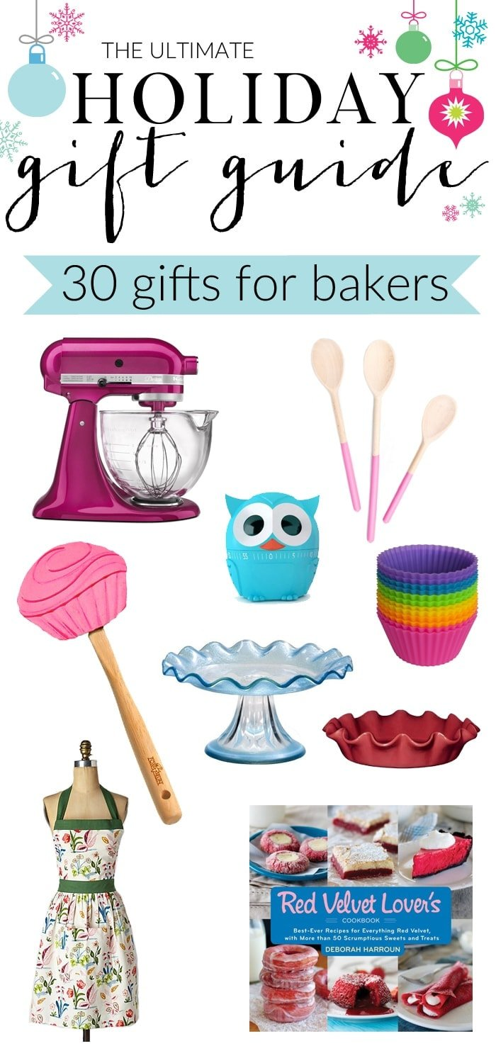 The Ultimate Holiday Gift Guide for Bakers main