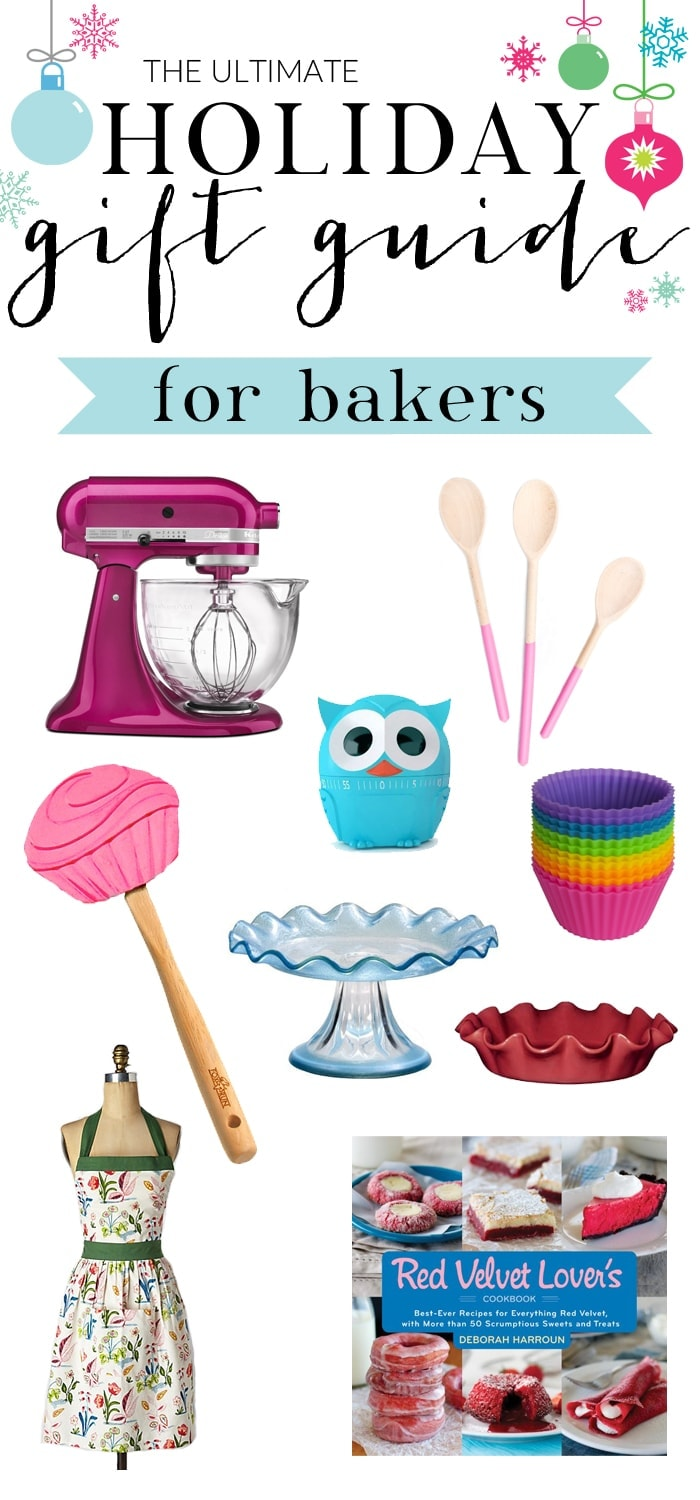 The Ultimate Holiday Gift Guide for Bakers