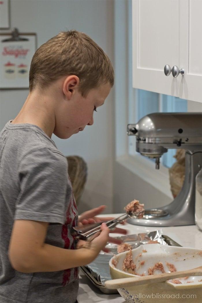 Teaching Kids How to Cook