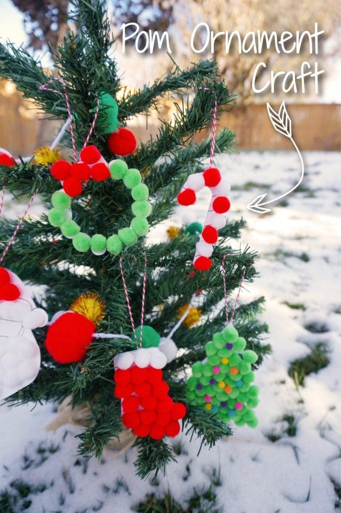 small christmas craft ideas diy ornaments for with free printable 5437