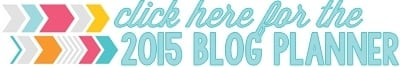 Click Here for Blog Planner