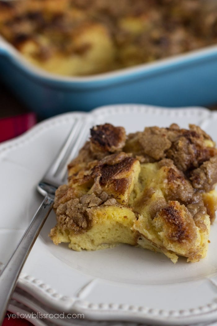 French Toast Baked