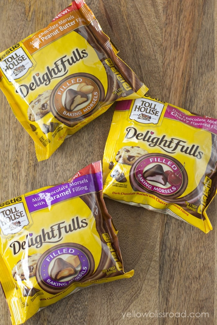 Nestle Delightfulls Morsels