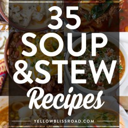 35 Comforting Soup Recipes