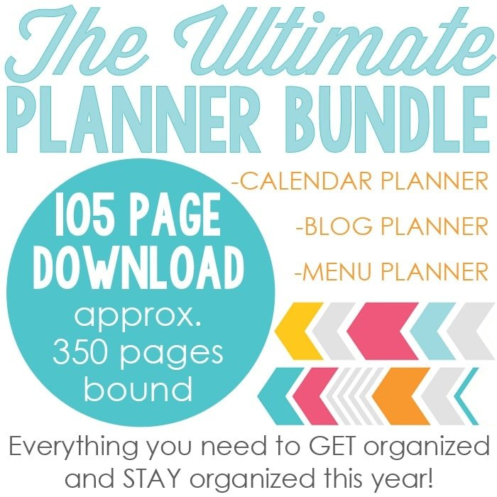 Complete Planner All Download Graphic