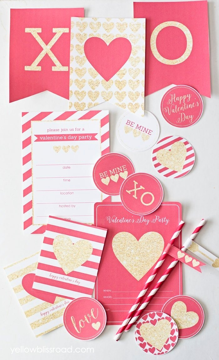 Valentine Party Bundle