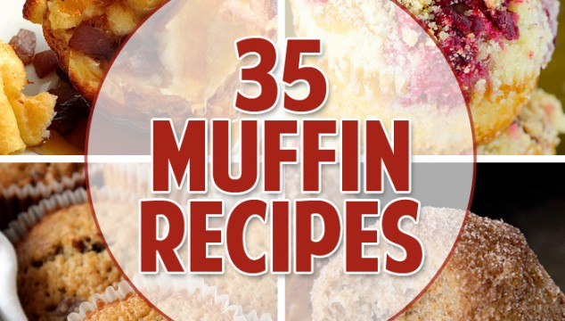 35 Breakfast Muffin Recipes