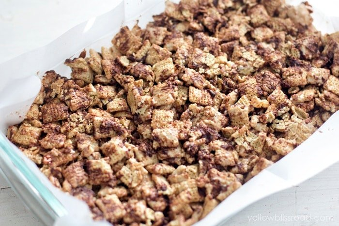 Toasted Coconut & Chocolate Marshmallow Crispy Treats