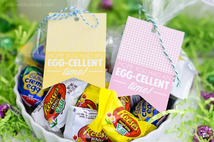 Hope you had an egg-cellent time free printable