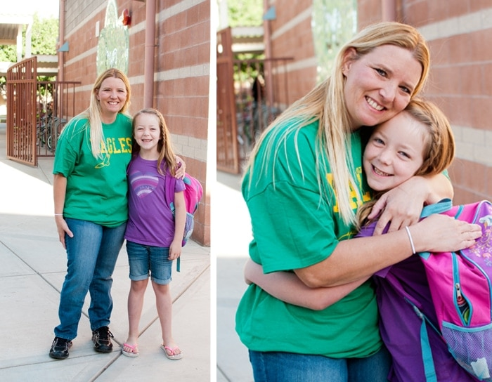 Three Must Have Photos for the Last Day Of School - Snap Happy Mom for Yellow Bliss Road