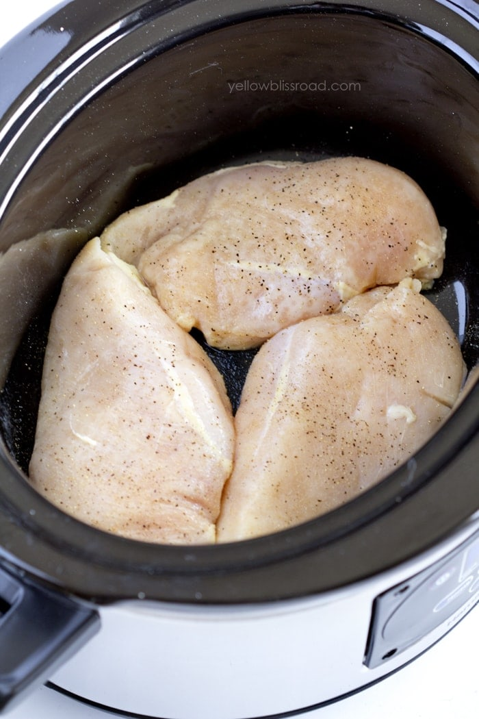Chicken Crockpot