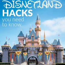 Insider Disneyland Tips You Need to Know