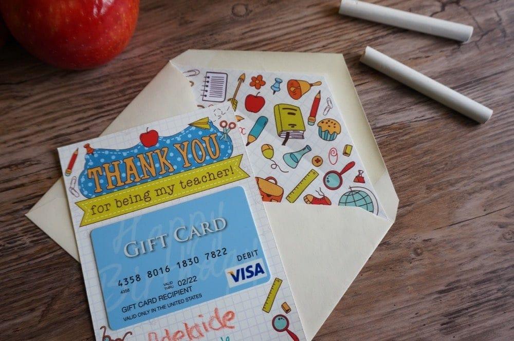 Teacher Gift Card Printables - 12 of 17