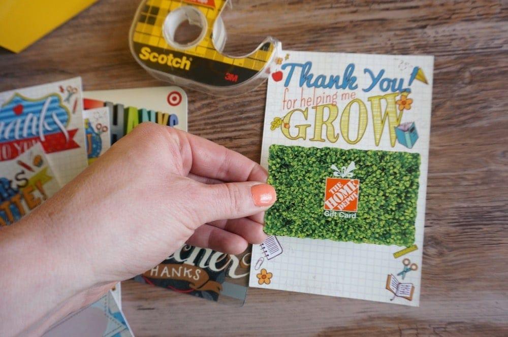 Teacher Gift Card Printables - 5 of 17