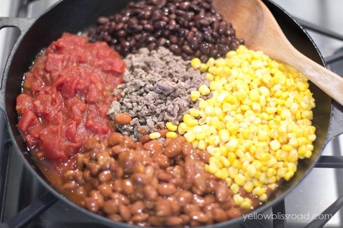 Chili Mixture